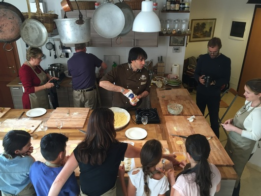 pasta egg homemade cooking class rome lesson